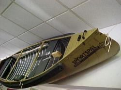 New 2021 Sportspal Canoe-S14-Birchbark