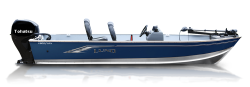 New 2021 Lund 1600 Fury SS
